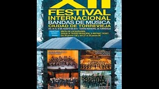 Velada de Clausura Actuación Sociedad Musical Ciudad de Torrevieja Los Salerosos