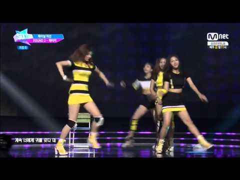 "[HD] 150707 - #SIXTEEN Major Team ""다시 해줘"" ( Do it again ) Final #EP10"