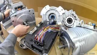 набор для электромобиля