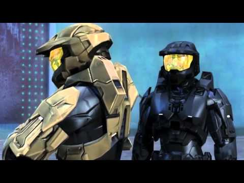 Red vs Blue AMV  What Ive Done DUBSTEP