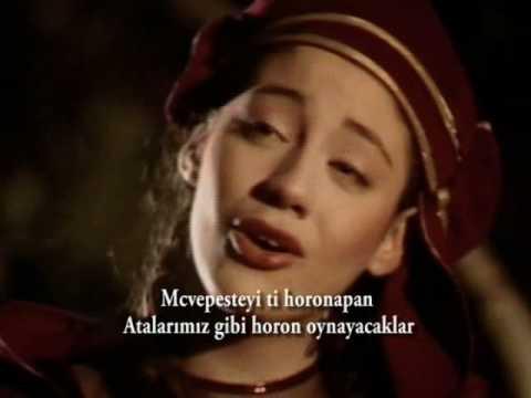 Mariami Abdushelishvili (Lazuri Nani-Nana) [Türkçe & Lazca Altyazılı]