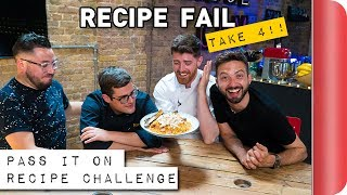 Download RECIPE VIDEO FAIL - TAKE 4!! | Pass it On Mp3 and Videos