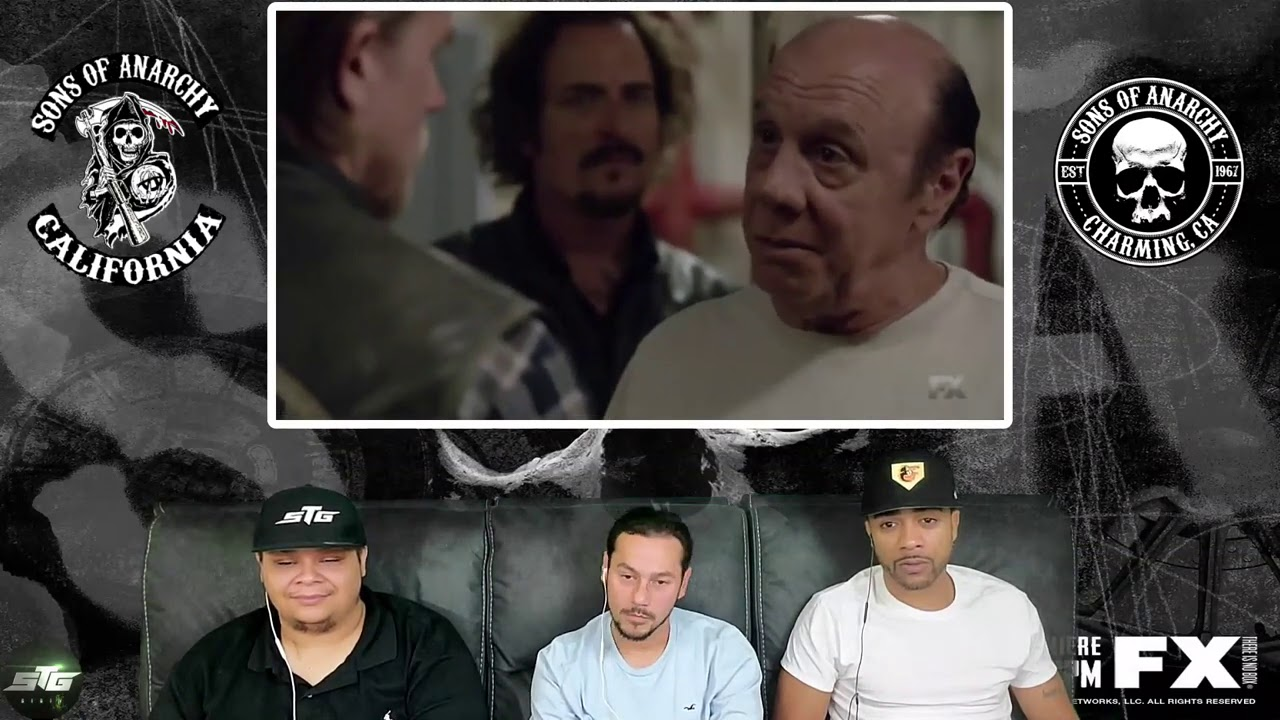 """Download Sons Of Anarchy Season 7 Episode 7 Reaction """"Greensleeves"""""""