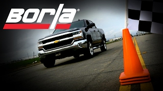 Borla Exhaust for 2014-2019 LD Chevy Silverado 5.3L Trucks