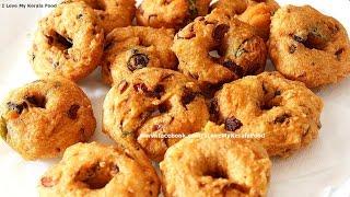 Uzhunnu Vada & Chammanthi (Urad Dal Fritters & Coconut Chutney)- chinnuz' I Love My Kerala Food