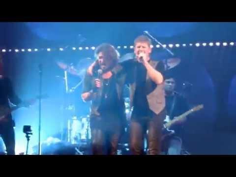 Vrienden van Amstel live- Waylon,Bart en Barry- Blauw/The Scene eerbetoon Thé Lau