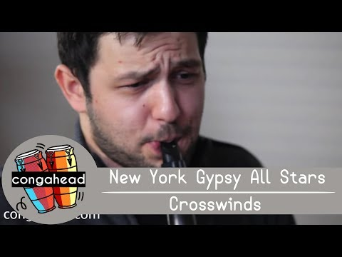 New York Gypsy All Stars performs Crosswinds
