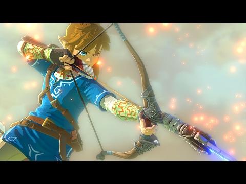 2 Minutes of Legend of Zelda: Breath of the Wild Combat