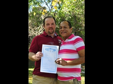 Gay Couple Uses Loophole For Gay Marriage In Oklahoma