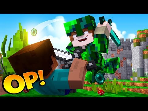 """I AM TOO OP!!"" | Minecraft Money Wars RETURNS #6"