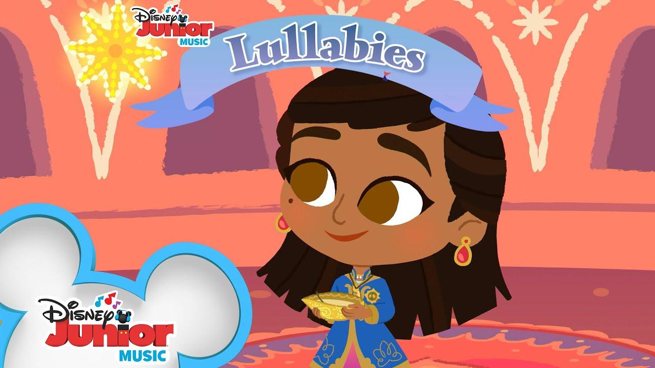 Mira, Royal Detective Theme Song 🔍 | 🎶 Disney Junior Music Lullabies | Disney Junior
