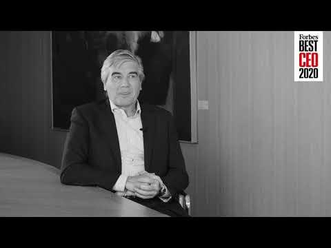 Forbes CEO del Año: Reynes