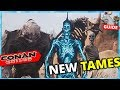How To Tame The UnDead In Conan Exiles! Unlock Witchcraft