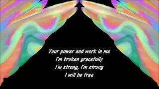 Matt Redman - Gracefully Broken (Lyrics on Screen)
