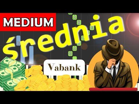 🎹 Vabank (motyw główny, H. Kuźniak) - Piano Tutorial (średnia wersja) 🎹