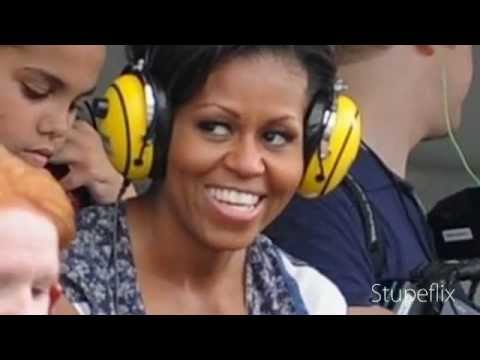 Michelle Obama Booed At NASCAR Race Mediaite