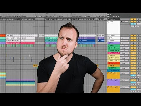 FAQ about leading worship with Ableton Live — Churchfront with Jake
