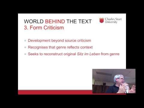 201430 THL105 L4 Critical Study