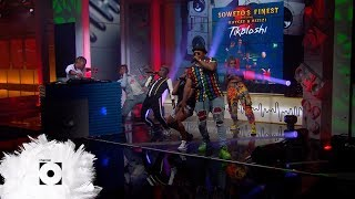Soweto's Finest Perform 'Tikoloshi' — Massive Music | Channel O