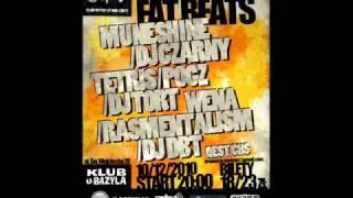 "DJ Czarny & Tas - ""Passion, music, hip-hop"" - muzyczna zapowiedź koncertu Fat Beats@10.XII.2010"