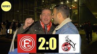 FORTUNA DÜSSELDORF VS 1.FC KÖLN │DIE NR.1 AM RHEIN