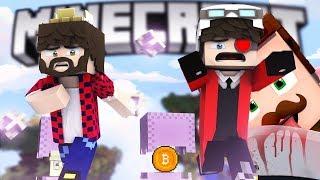 КРИПТОГОРОД! ДЕСЯТКИ СМЕРТЕЛЬНЫХ ЛОВУШЕК КОТОРЫМИ СОСЕД ПЫТАЕТСЯ НАС УБИТЬ! Minecraft