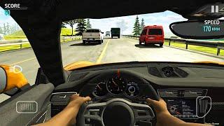 Racing in Car 2 - Overtaking maximum speed | Android GamePlay screenshot 2