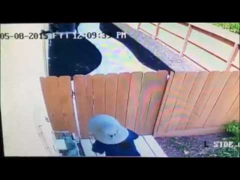 OnTrac Delivery Driver Throws My Packages Twice! Caught On Camera