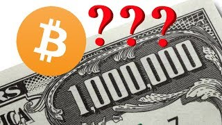 BITCOIN TO ONE MILLION IN A FEW YEARS?