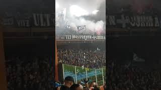 QUANDO IL CALCIO È DELLA GENTE | Settore ospiti Genoa-Napoli