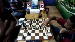 Chess Game MasterNdut Vs Engkong Kumis Pgc Cililitan