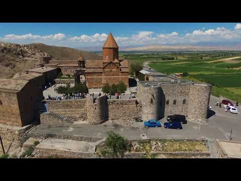 Discover Armenia and Nagorno Karabakh / Красоты Армении и Нагорного Карабаха / Aerial View Drone