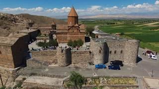 Discover Armenia and Nagorno Karabakh / Красоты Армении и Нагорного Карабаха / Aerial View Drone