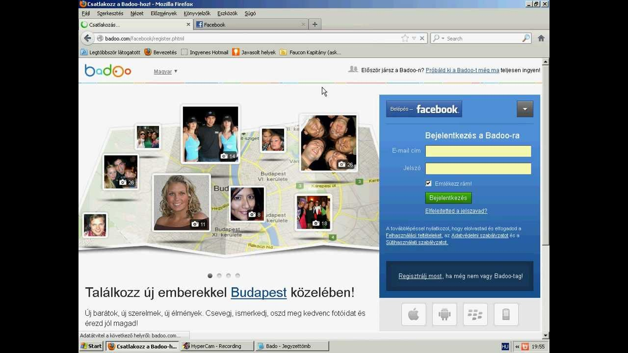 badoo weboldal ingyenes társkereső