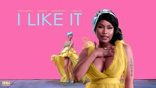 Nicki Minaj Cardi B Bad Bunny J Balvin I Like It Mashup