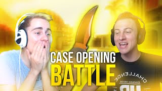 Wer verliert seine Skins? - CS:GO Case Opening Battle #1 (Deutsch/German)