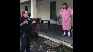 Police Racially Profiling in Claremont, NC