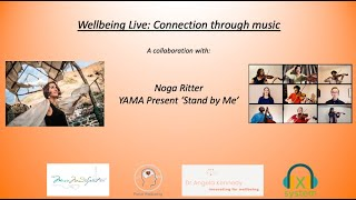 Wellbeing Live Connection Through Music with Noga Ritter