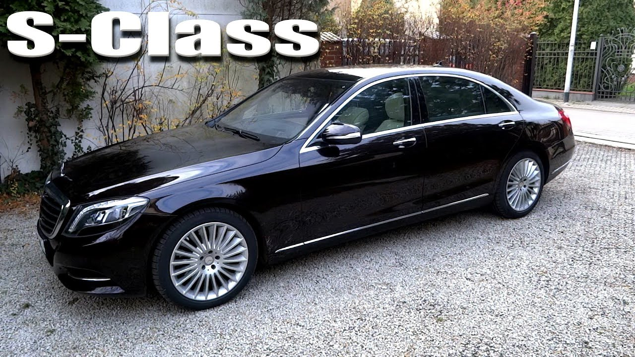 2016 mercedes benz s class s350 4matic w222 review pl. Black Bedroom Furniture Sets. Home Design Ideas