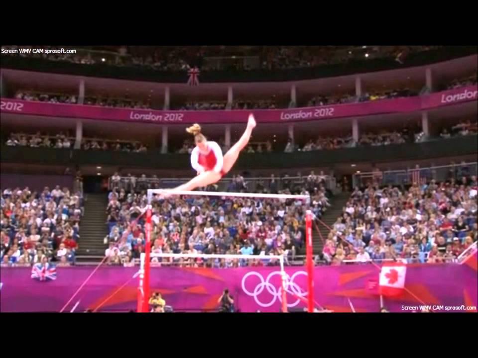 l'équipe de france féminine de gymnastique aux jeux olympiques de