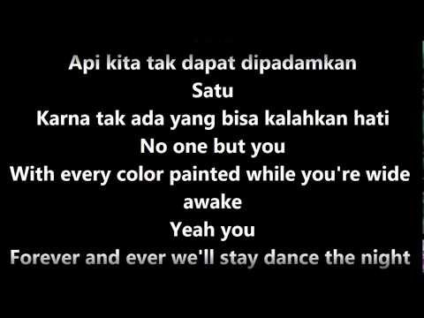 GAC (Gamaliel Audrey Cantika) - Satu (Lyrics / Lyric Video)