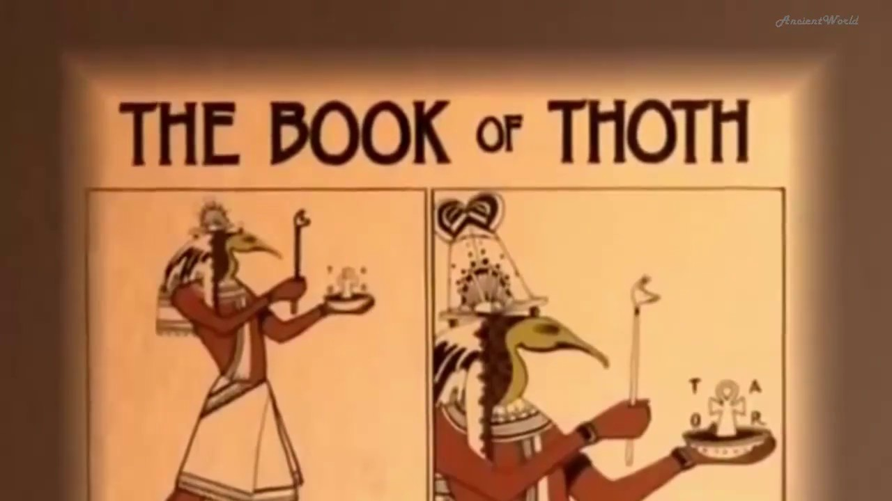 The Book Of Thoth - The Secret Teachings