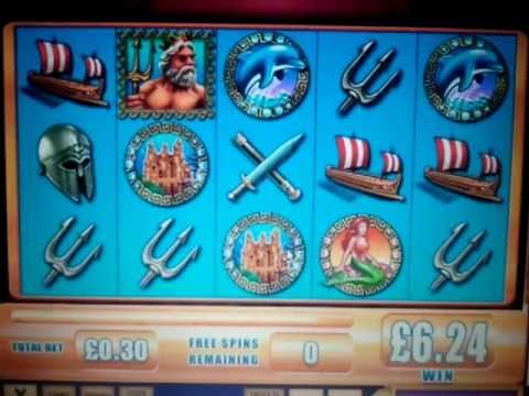 Neptune fortune slot machine
