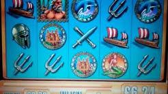 Neptune's Fortune online slot machine bonus spins - Demo play