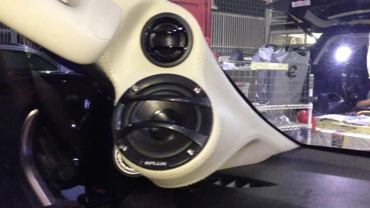 Paket Audio mobil Fortuner VRZ 3 way - Wofer 8 in | Innovation car ...