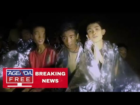 Thai Cave Rescue - LIVE BREAKING NEWS COVERAGE 7/6/18