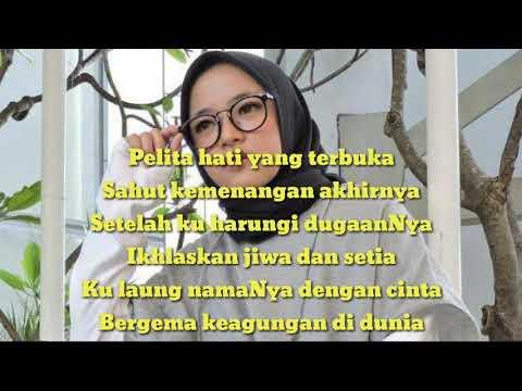 Free Download Lirik Lagu Ikhlas - Siti Nurhaliza, Nissa Sabyan Dan Taufik Batisah Mp3 dan Mp4