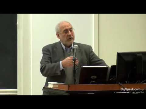 Joseph Stiglitz - Global Inequality