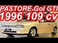 PASTORE Volkswagen Gol GTI 1996 aro 15 MT5 FWD 2.0 8v 109 cv 17 mkgf 185 kmh 0-100 kmh 11,2 s