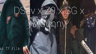 DSav X Z9 X SG X MBunny - Tactical (Music Video)
